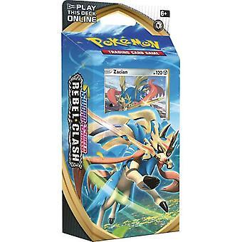 Pokemon - Sword & Shield 2 Rebel Clash - Theme Deck Zacian