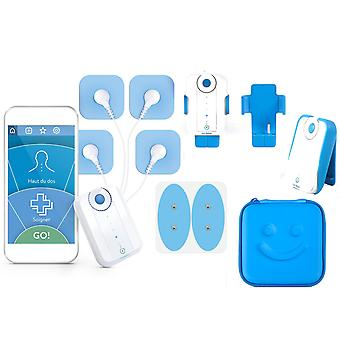 Electrostimulator Pack Cure Reinforcement Relief- MasterPack Bluetens