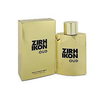 Zirh Ikon Oud Eau de Toilette Spray 125ml