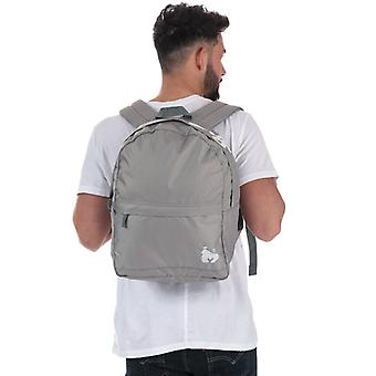 Accessories Money Black Label Back Pack in Grey