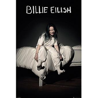 Αφίσα billie Eilish
