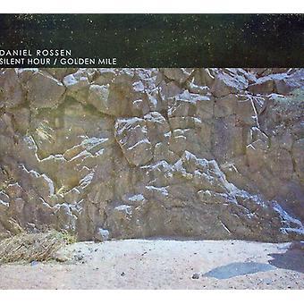 Daniel Rossen - Silent Hour/Golden Mile [CD] USA import