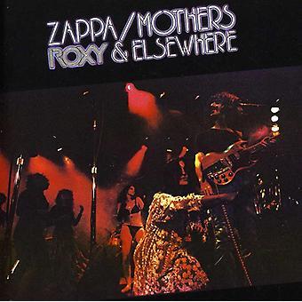 Frank Zappa - Roxy & Elsewhere [CD] USA import