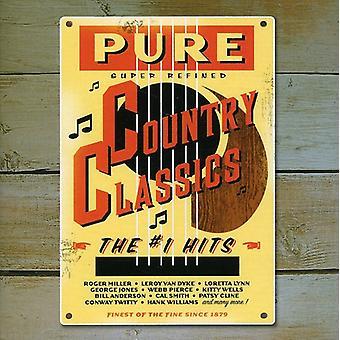 Pure Country Classics: No. 1 Hits - Pure Country Classics: No. 1 Hits [CD] USA import