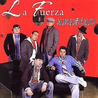 La Fuerza - Apretao [CD] USA import