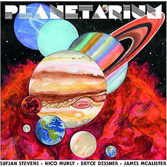 Stevens, Sufjan / Dessner, Bryce / Muhly, Nico - Planetarium [Vinyl] USA import