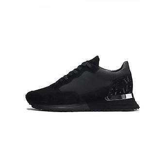 Mallet Popham Zwarte Sneaker