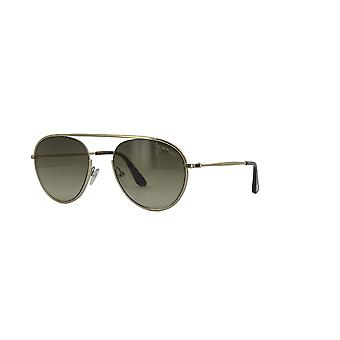 Tom Ford Keith-02 TF599 28K Shiny Rose Gold/Brown Gradient Sunglasses