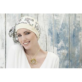 Yanna Yellow Lemon - Headwear quimioterapia para mulheres