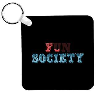 Fun Society Mr Robot Keyring