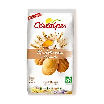 Spelled Madeleines 8 units