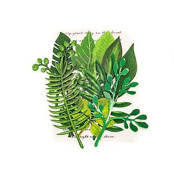 بريما ورقة التسويق الزينة Evergreen
