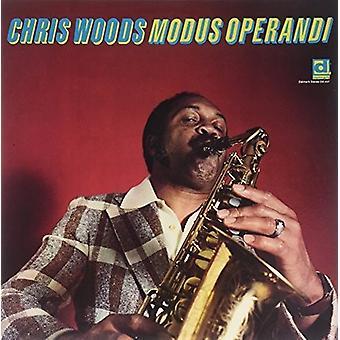 Chris Woods - importación de USA de Modus Operandi [vinilo]