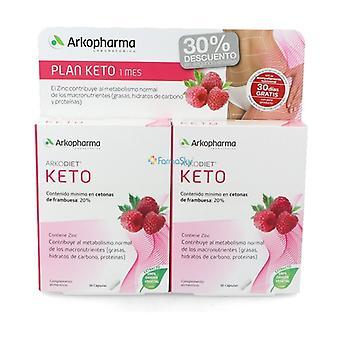 Duplo Arkodiet Keto MED 60 capsules