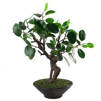 40cm künstlicher Ficus Bonsai Baum