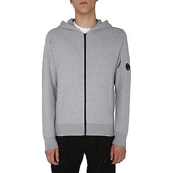 C.p. Bedrijf 09cmss085a002246gm93 Men's Grey Cotton Sweatshirt