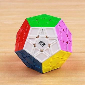 Megapixel Magic Cubes Stickerless Speed Professional 12 Seiten Puzzle Cubo