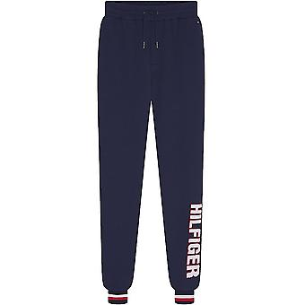 Tommy Hilfiger Signature Cuff Tapered Jogger, Desert Sky, Small