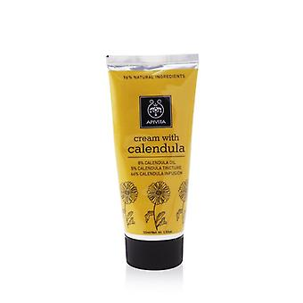 Apivita Cream With Calendula (Unboxed) 50ml/1.69oz