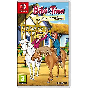 Bibi & Tina at the Horse Farm Nintendo Switch Game