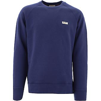Nudie Jeans 150380b97 Heren's Blue Cotton Sweatshirt