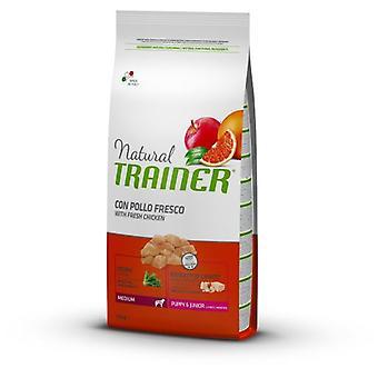 Trainer Natural Puppy&Junior Medium Chicken (Dogs , Dog Food , Dry Food)