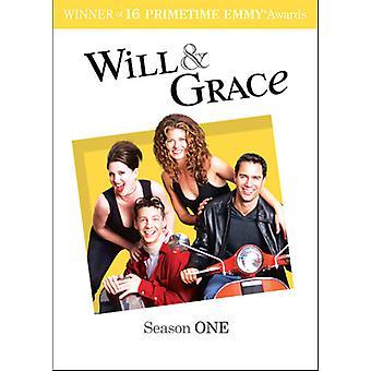 Wird & Grace: Staffel 1 [DVD] USA import