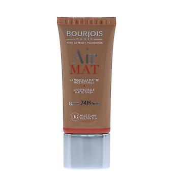 Bourjois Air Mat Foundation 30ml Matt Finish - Goldene Sonne 06