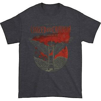 Coheed Ja Cambria Death Moon Tee T-paita