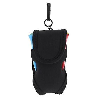 Mini sac portatif de support de balle de golf, sac de taille de néoprène de Sbr