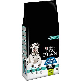 Pro Plan Large Adult Athletic Digest Lamb (Dogs , Dog Food , Dry Food)
