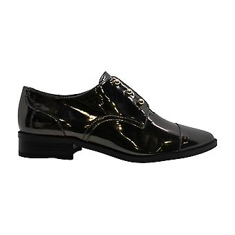 Nine West Womens Wearable Leather Pointed Toe Oxfords