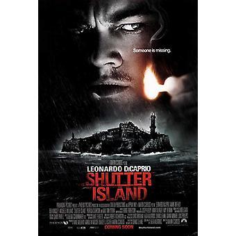 Shutter Island Movie Poster Print (27 x 40)