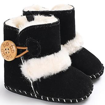 Frynser Tassel, Soft Soled Winter Baby Boots