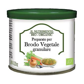 Rakeisen kasvisliemen valmistus 120 g
