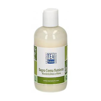Nourishing Cream Bath - Sweet Almond and Mallow Oil 250 ml