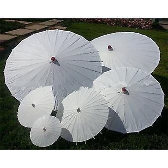 Diy Painting Umbrellas Bridal Wedding Parasols Style Mini Craft