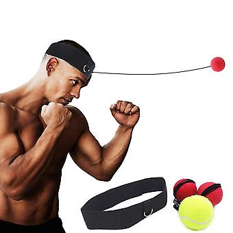Punching Speed Reaction Agility Training Difficulty Niveau Boules de boxe avec