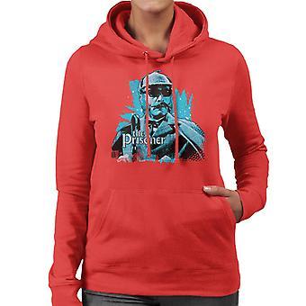 The Prisoner Number 113 Women's Hooded Sweatshirt