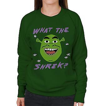 Shrek lo que el Shrek mujeres's sudadera