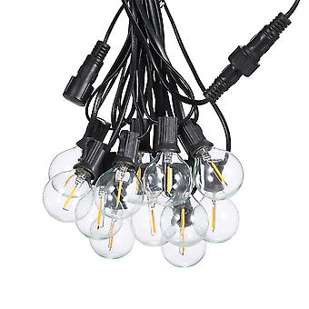 Ip45 Waterproof Led Bulb String Light For Outdoor/indoor Decoration