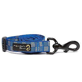 New Mountain Paws Walkies Lead Dog Walking Rope Blue