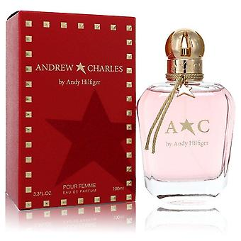 Andrew charles eau de parfum spray by andy hilfiger 554582 100 ml