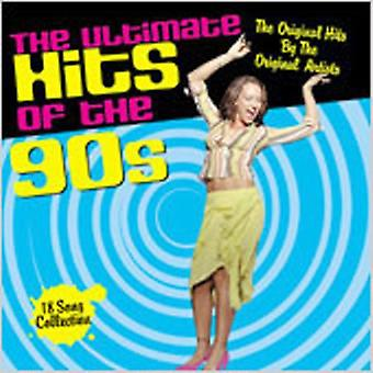 Ultimate 90's - Ultimate 90's [CD] USA import