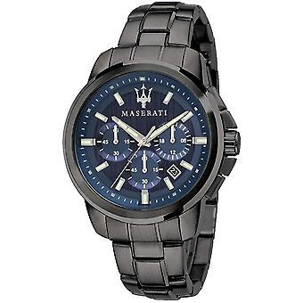 Maserati R8873621005 Montre-bracelet Successo Chronograph Bracelet Homme's