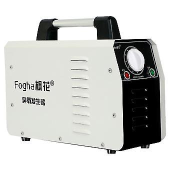 Otsonigeneraattori ilmanpuhdistin, Sterilointilaite Ruoka, Sterilointi veden desinfiointi