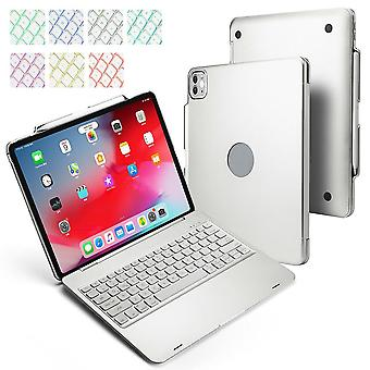 Touchpad Keyboard Case For Ipad Pro 12.9 Cover With Pencil Holder/backlit