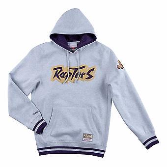 Mitchell & Ness Nba Toronto Raptors Cny FPHDBW19067TRAGYHT universal all year men sweatshirts