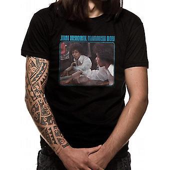 Jimi Hendrix Unisex Adult Mannish Boy T-Shirt