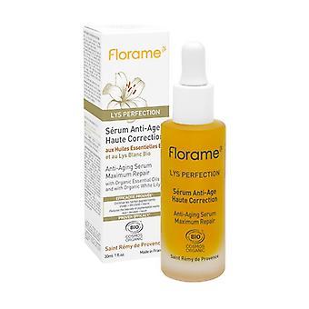 Organic high correction serum 30 ml